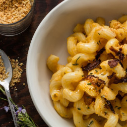 Chloe's Vegan Sweet Potato Mac 'n' Cheese