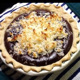 Chocaroon Pie