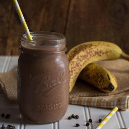 Choco-Banana-Smoothie