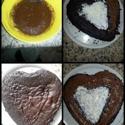 Choco Floco Moco Jawad Cake
