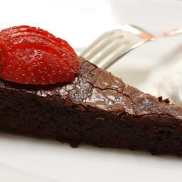Chocolate almond flour chocolate (low carb)