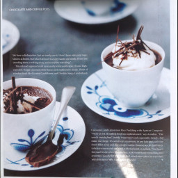 Chocolate and Coffee Pots