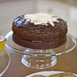 Chocolate Cake by Mary Berry