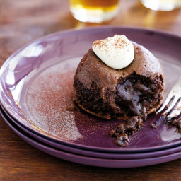 Chocolate Cherry Fondants