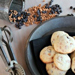 Chocolate Chip Butterscotch Cookies