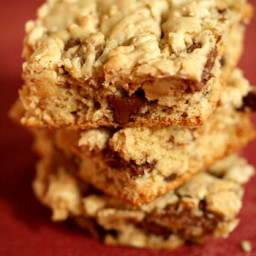 Chocolate Chip Cookie Bar