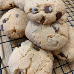 Chocolate Chip Camp Cookies