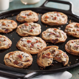 Chocolate Chip Cookies with Bacon