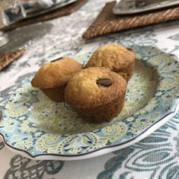 Chocolate Chip Mini-Muffins
