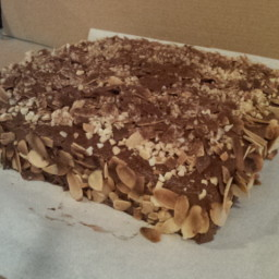 Chocolate Chocolate Mousse Cake