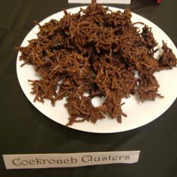 Chocolate Chow Mein