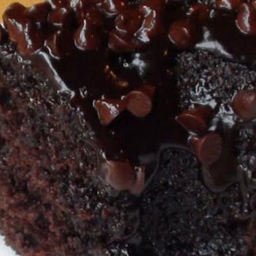 Chocolate Coke Cake