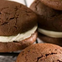 Chocolate Cookie Sandwiches Recipe