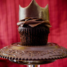 Chocolate Cupcake Recipe – The Ultimate Chocolate Cupcake Test Baked by 50
