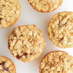 Chocolate Hazelnut Muffins (flourless)