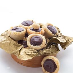 Chocolate Macadamia Tarts