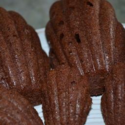 Annie's Chocolate Madeleines