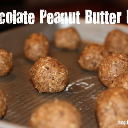 Chocolate Peanut Butter Bits