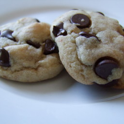 Chocolate & Toffee Chip Cookies