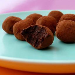 Chocolate Truffles sugar free
