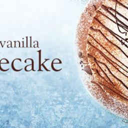 Chocolate vanilla cheesecake