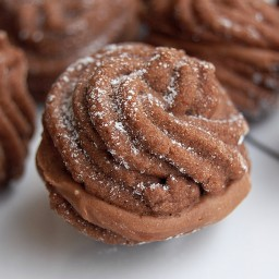 Chocolate Whirls