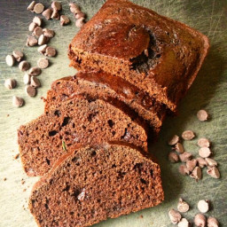 Chocolate Zucchini Carrot Bread