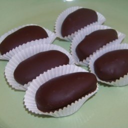 Chocolate Covered Buttercream Candy