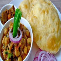 Chole recipe from Chandar