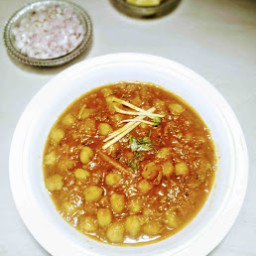 Chole(chickpeas) recipe