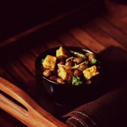 chole paneer recipe