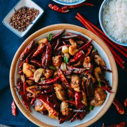 Chongqing Chicken (Sichuan La Zi Ji)