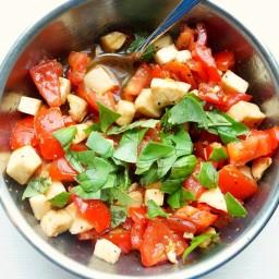 Chopped Caprese Salad