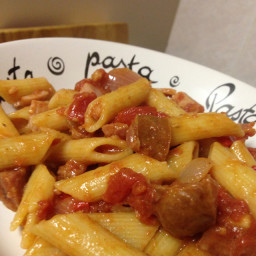 Chorizo Pasta