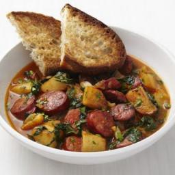 Chorizo-Potato Stew