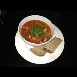 Chorizo with Beans