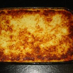 Chris's Lasagna
