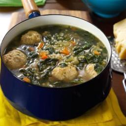 Christina's Italian Wedding Soup Recipe
