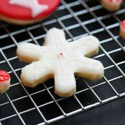 Christmas Cookies {Cookie Recipe}