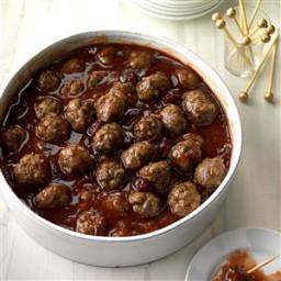 Christmas Meatballs