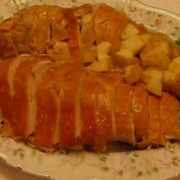Christmas Roast Turkey Breast