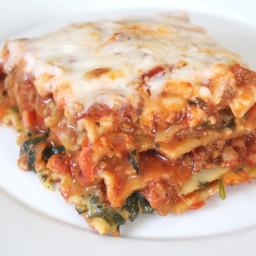 Christ's Lasagna