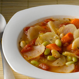 Chunky Potato & Vegetable Soup