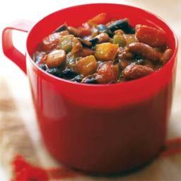 Chunky Vegetarian Chili