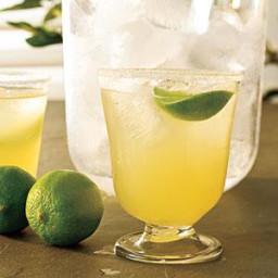 Cilantro-Jalapeño Limeade