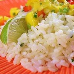 Cilantro-Lime Rice