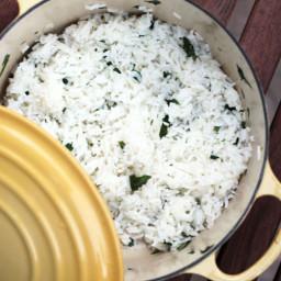 Cilantro Lime Rice {Chipotle Knock-Off}