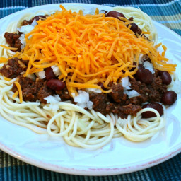 Cincinnati Style Chili ~ Pressure Cooker Fast
