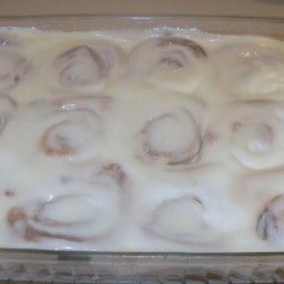 Cinnabon Frosting