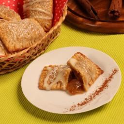 Cinnamon Apple Pockets